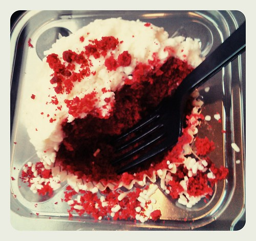Union Red Velvet Cake Calories