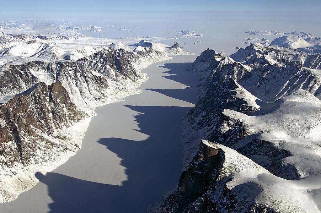 Baffin Island Davis Strait