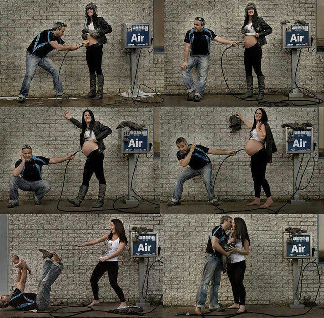 pregnancy pictures cute