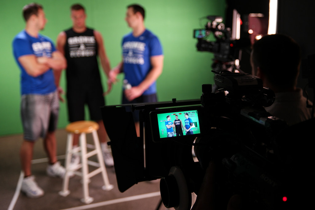 Behind the Scenes with Gronk & MassMutual