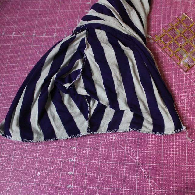 Making a Lined P4P Sunshine Dress Bodice Tutorial