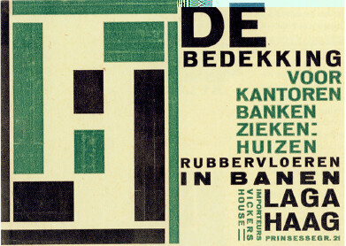 Piet Zwart Advertisement For The Laga Company 1923 Flickr