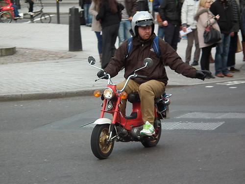 Honda Monkey Bike 1979 Honda Cf70 Chaly Monkey Bike