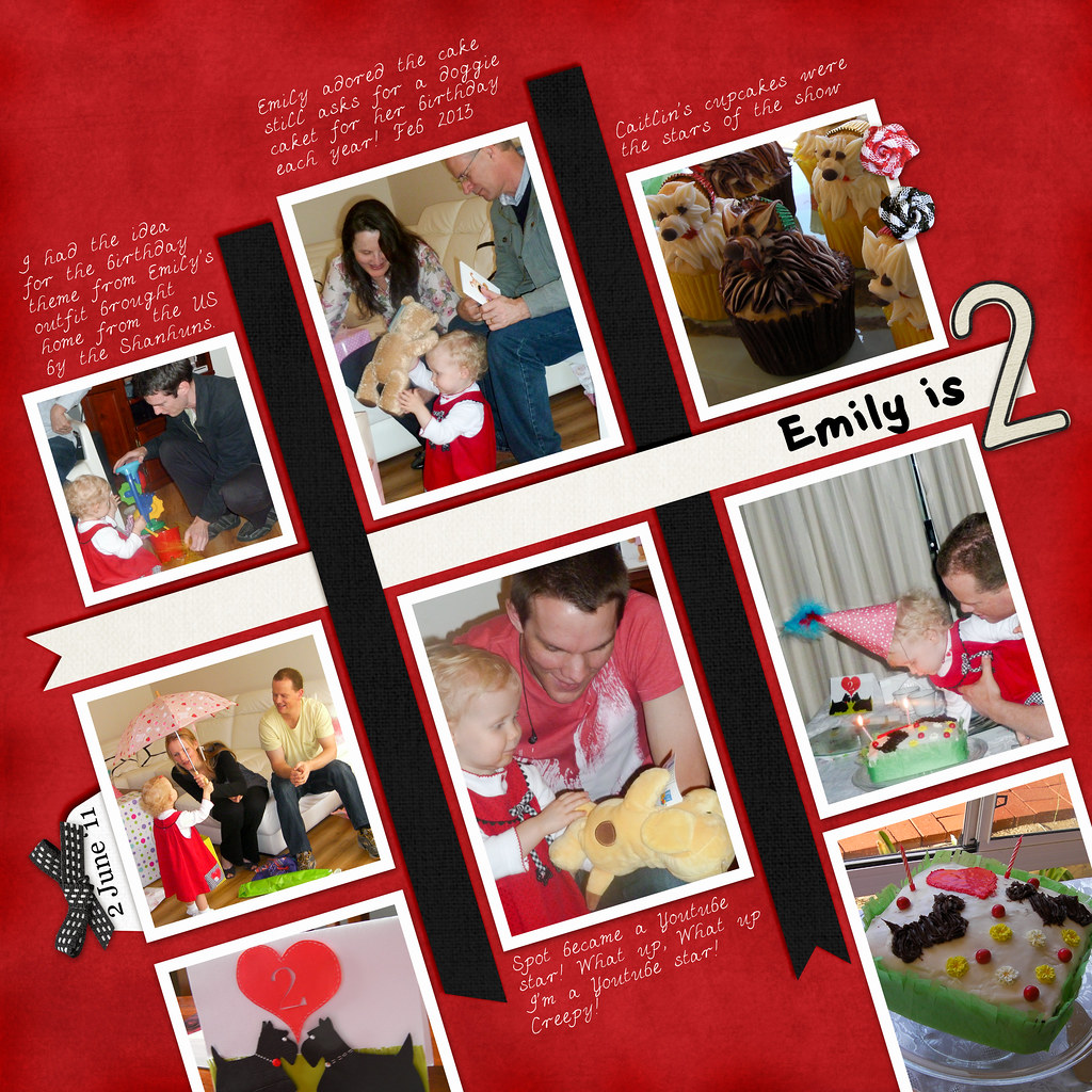 20110206 Emily 2nd Birthday