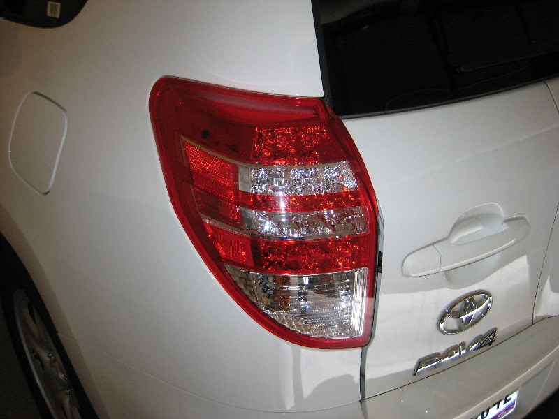 2012 Toyota Rav4 Tail Light Assembly Led Brake Lights