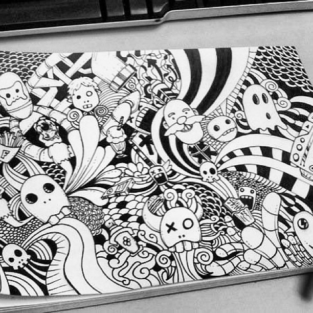 throw back full page doodle tbt throwback doodle draw flickr
