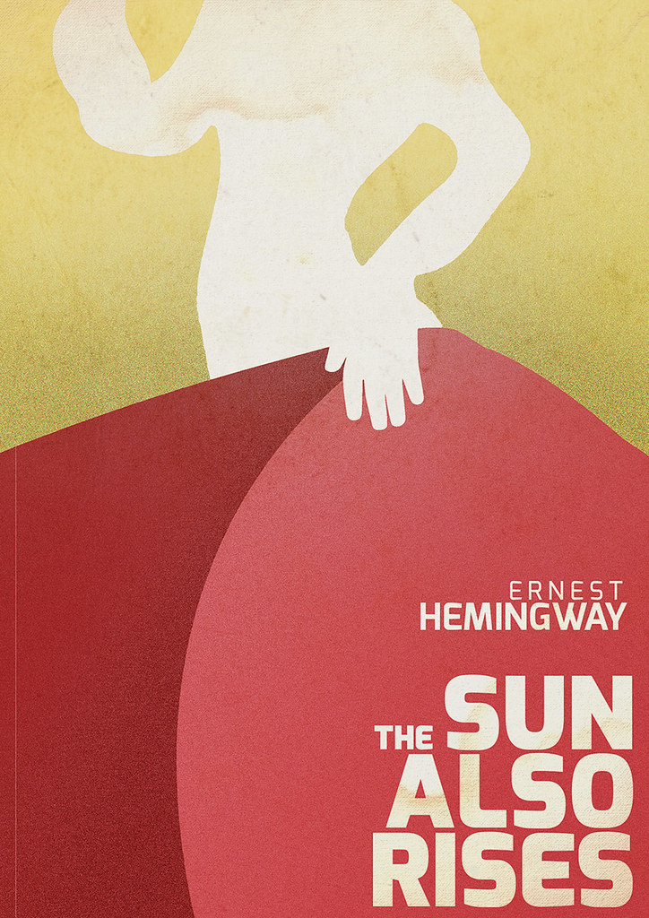 escaping reality in hemingways the sun also rises