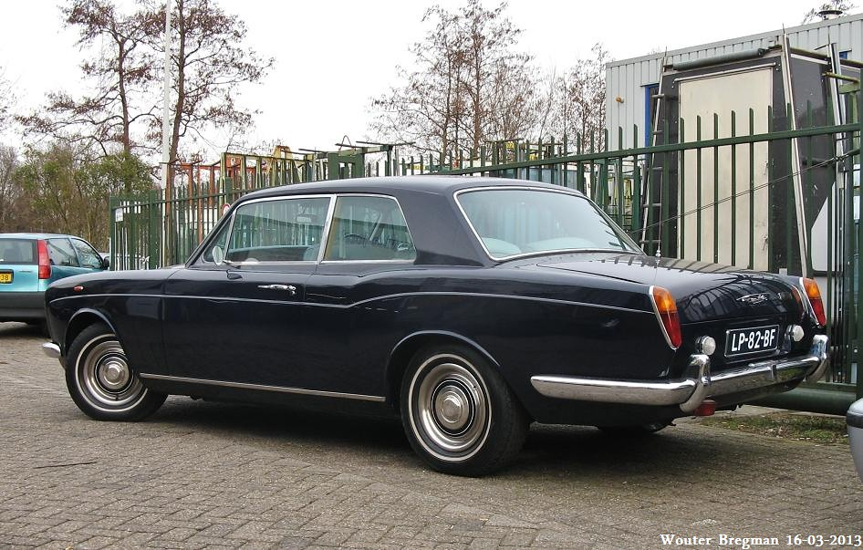 rolls royce silver shadow fixed head coupe 1970 606 cars p flickr. Black Bedroom Furniture Sets. Home Design Ideas
