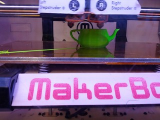 MakerBot | by fumi