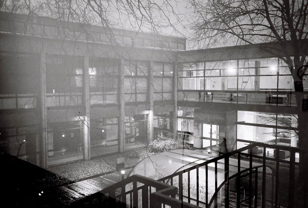 Rendall Building  Liverpool University