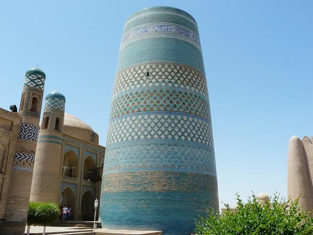 Kalta (Khiva, Uzbekistán)