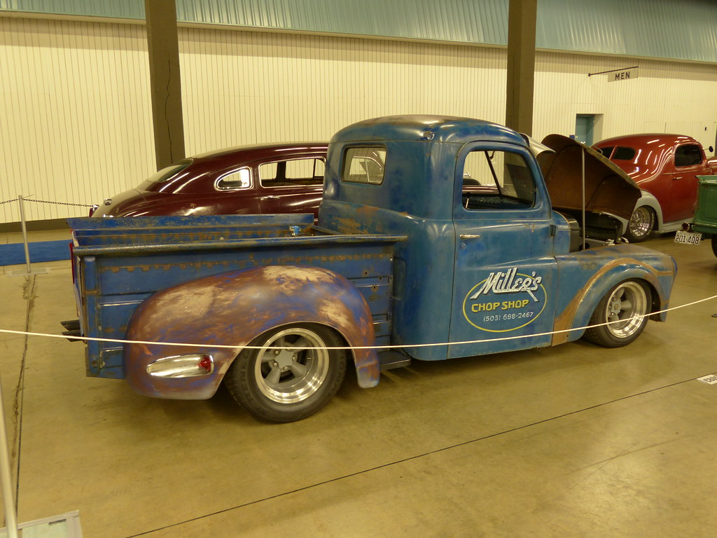 1948 Dodge Pickup Kustom Kulture Hall Bballchico Flickr