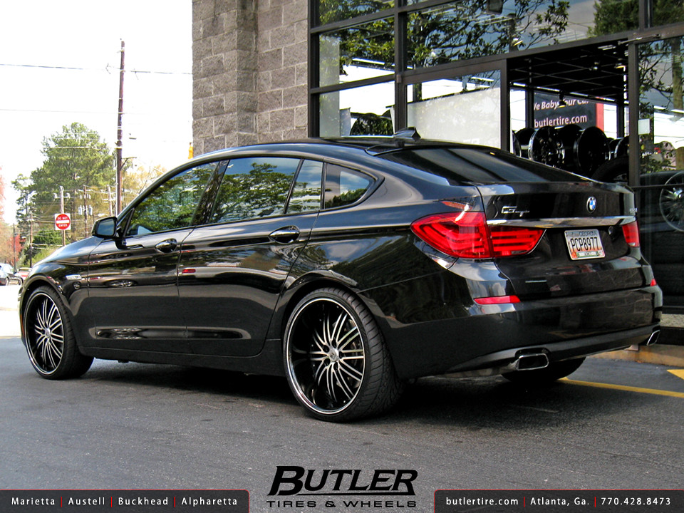 BMW GT With In Lexani LSS Wheels Additional Picture Flickr - 550 gt bmw