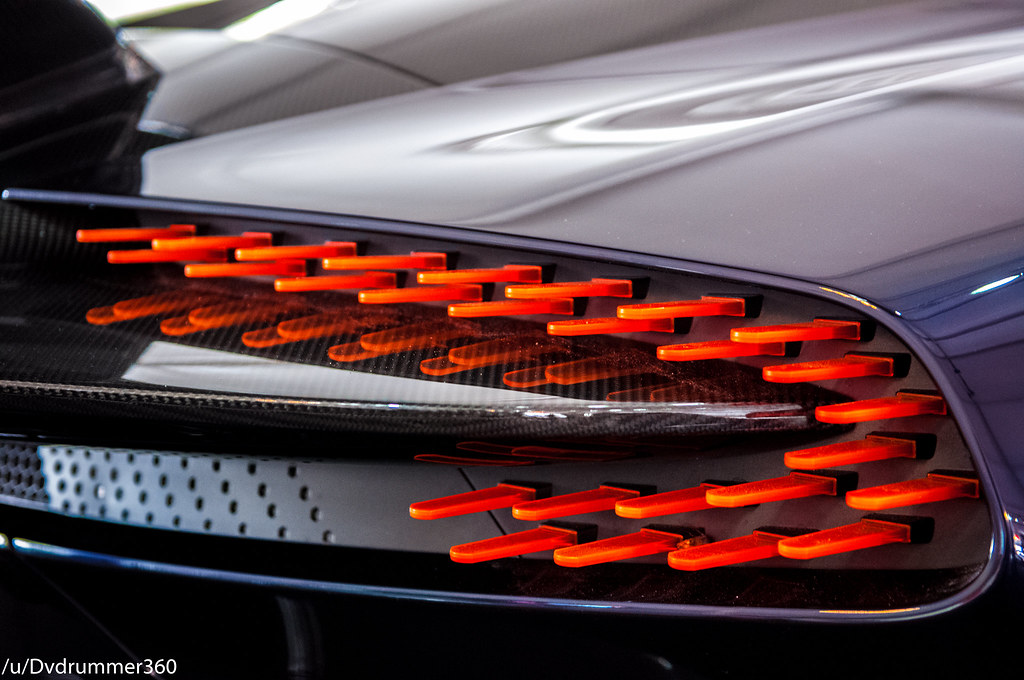 Aston Martin Vulcan Taillight The Crazy Taillights Of The Flickr