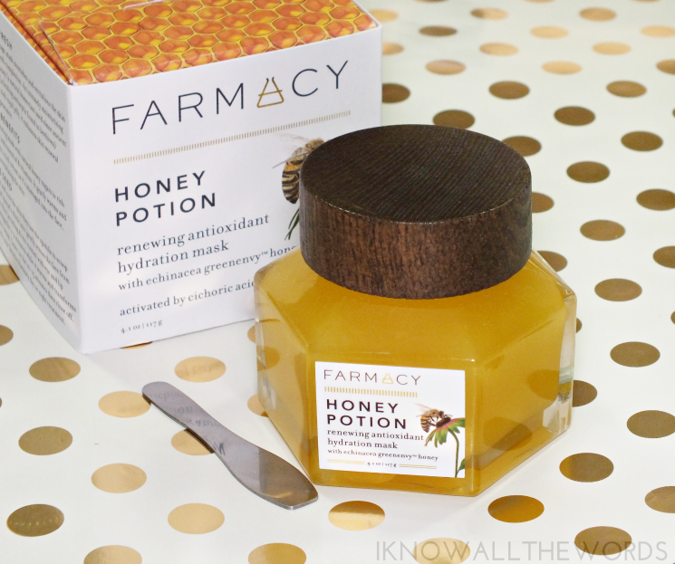 Farmacy Honey Potion Hydrating Mask (2)