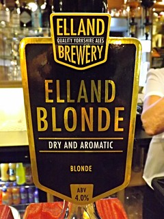 Elland, Elland Blond, England