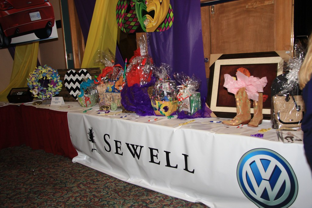 Sewell Volkswagen of Midland Odessa | Silent Auction ...