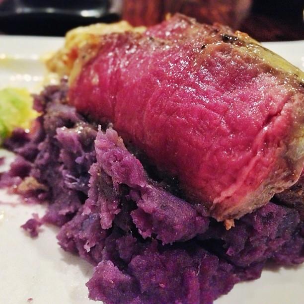 Filet mignon closeup. Medium-rare ftw! | Chester Keasberry ...