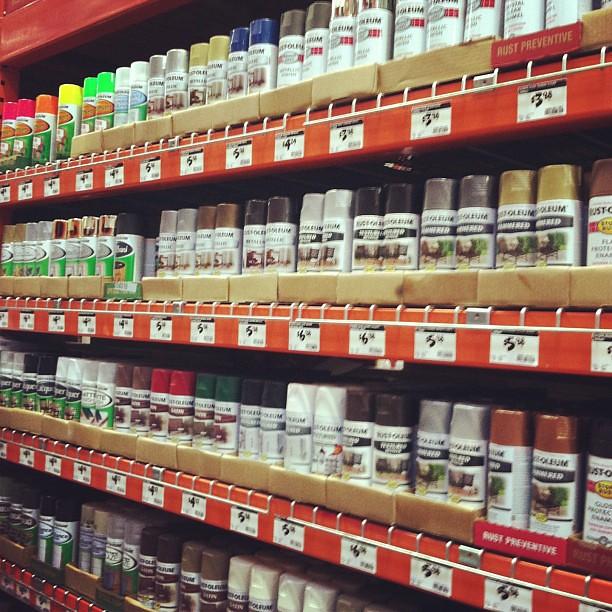 Homedepot Upload Image Paint