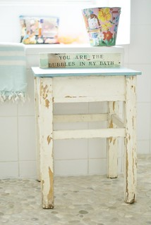 sign liner | by wood & wool stool