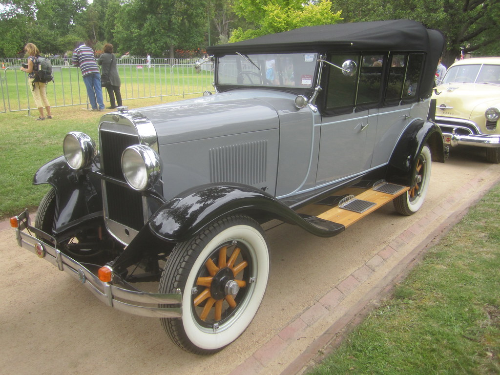 1928 Oldsmobile F28 Tourer Olds Motor Vehicle Co Was