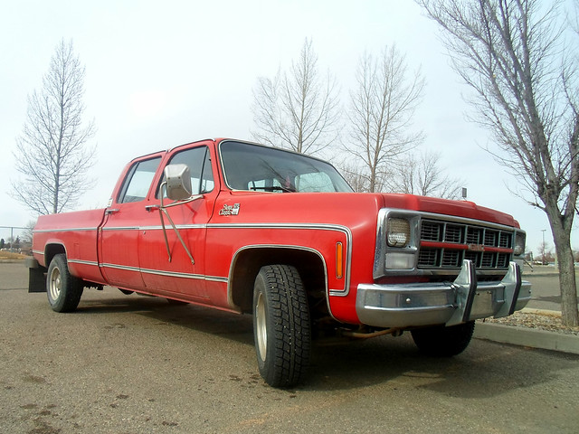 1980 Gmc Sierra Classic Truck Flickr Photo Sharing