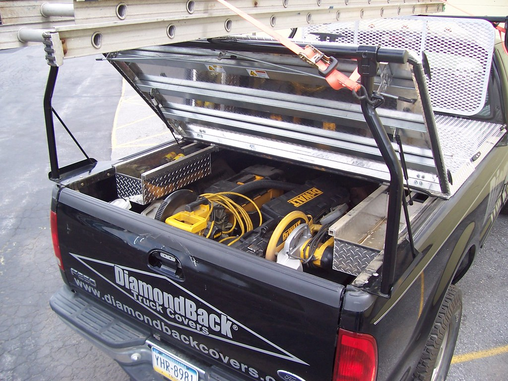 Truck Bed Rack Tacoma Diy