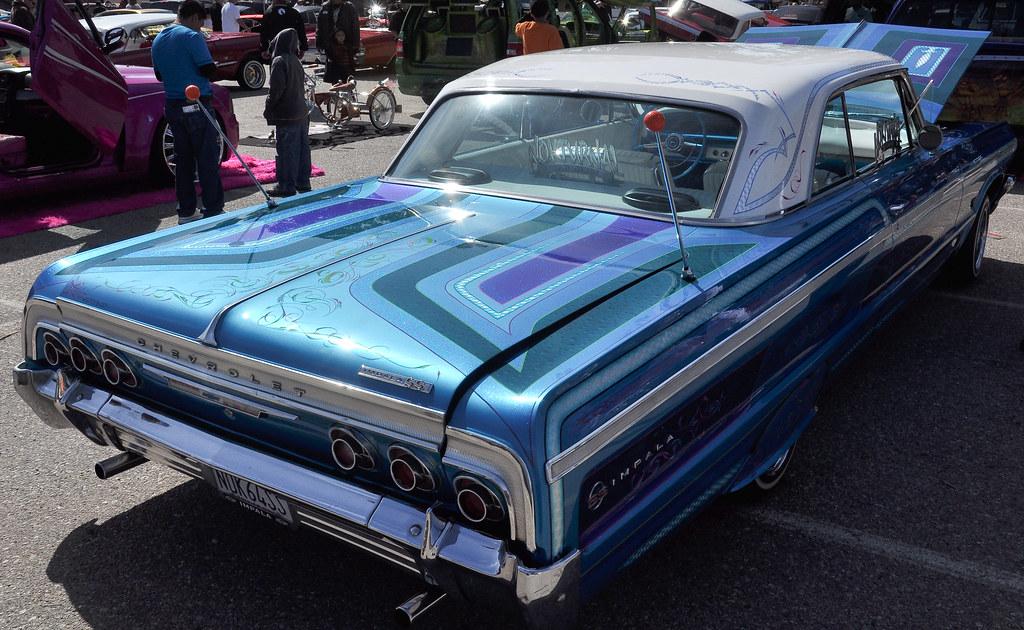 Salinas Lowrider Car Show