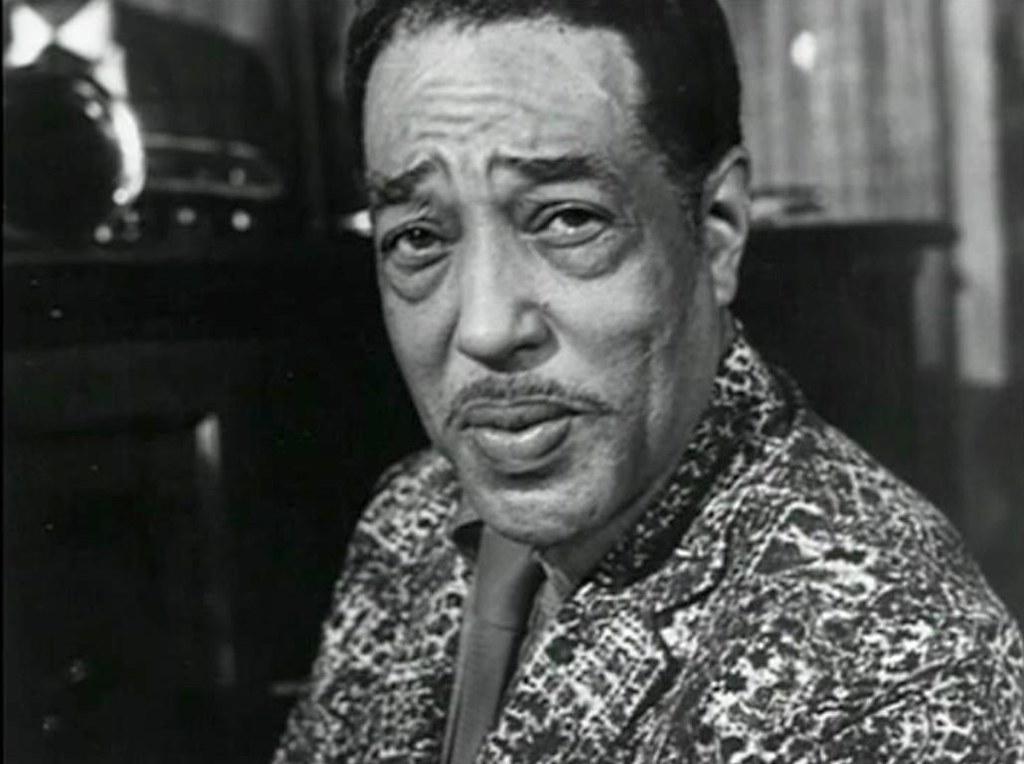 Duke Ellington, in \'\'Anatomy of a Murder\'\' 1959 | John Irving | Flickr