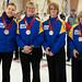Alberta Women Silver Medalists