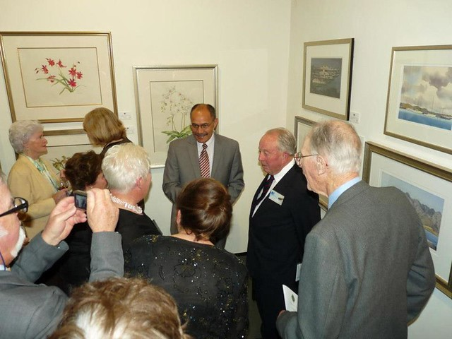 Diamond Jubilee 'Splash' Exhibition 2012