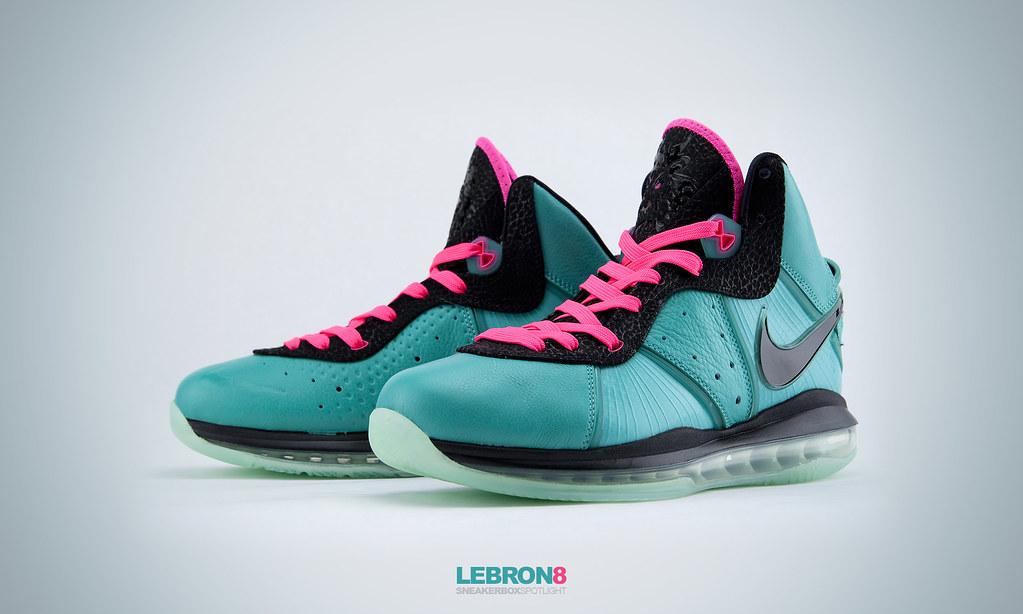 Nike Lebron  South Beach