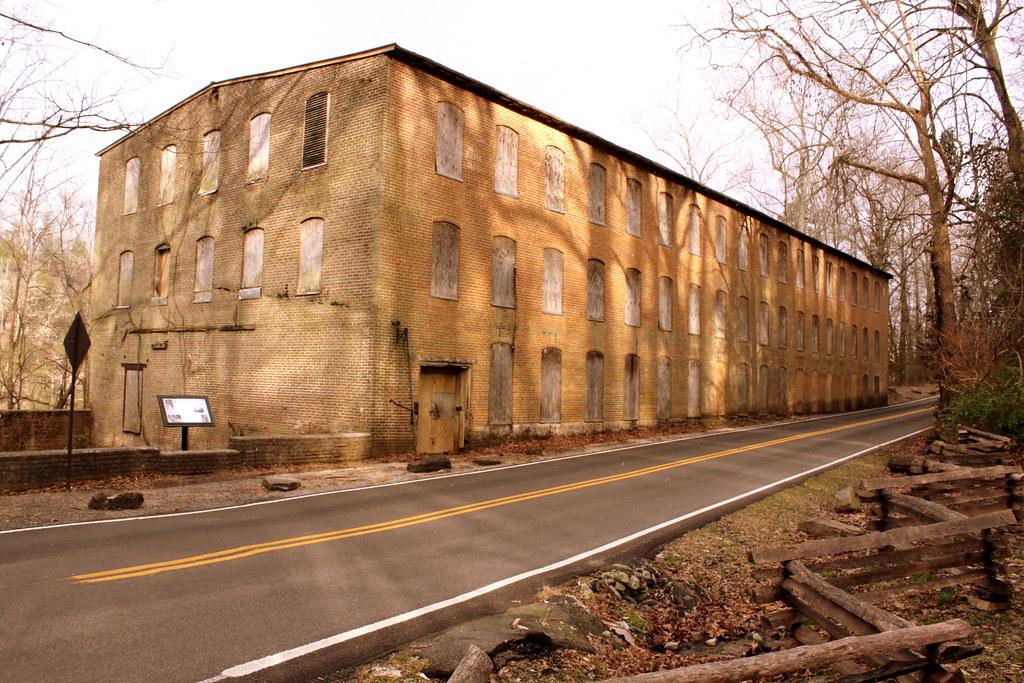 falls city cotton mill