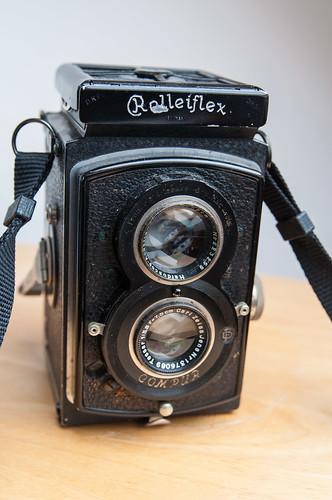 Rolleiflex Old Standard (1932)