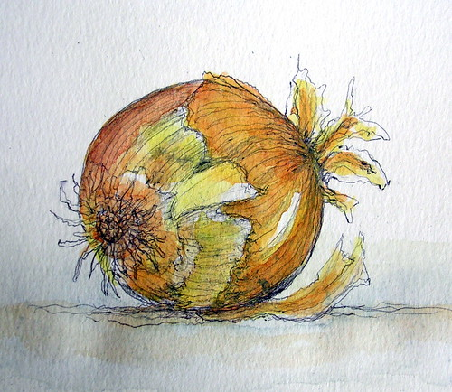 how to get onion to bloom