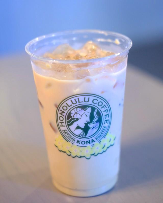 Honolulu Coffee   Downtown Vancouver