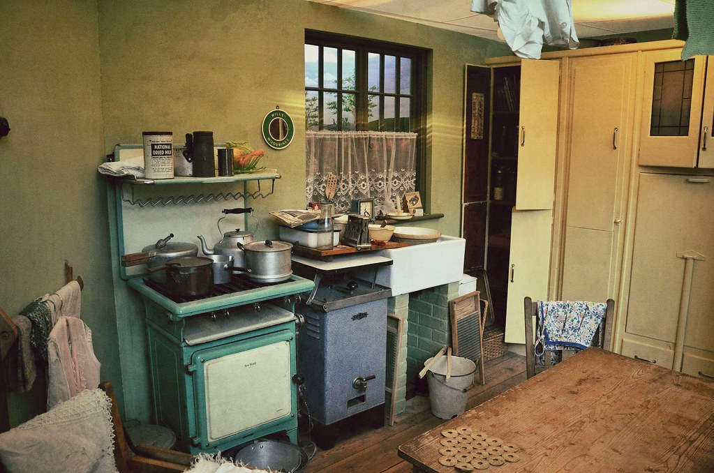 1940 S Kitchen Stephen Reed Flickr