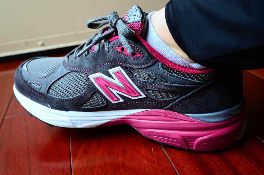 New Balance Shoes For Working On Concrete