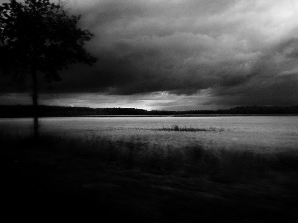 Sad landscape | Clothilde June | Flickr