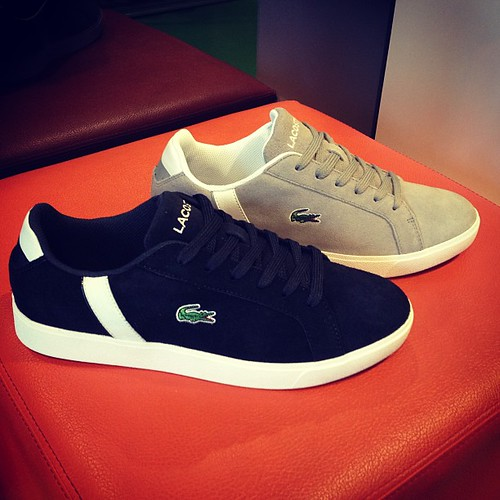 #lacoste #lacosteshoes #new #men #fashion #footwear #sneakers #shoes #schuhe #schoenen #heren #herren #shop #onlinesneakershop #thecompanyshoes #zwolle #diezerstraat 107 | by Onlinesneakershop.nl