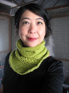 Bel Canto Cowl from Feather and Fan Designs | by tiltypig