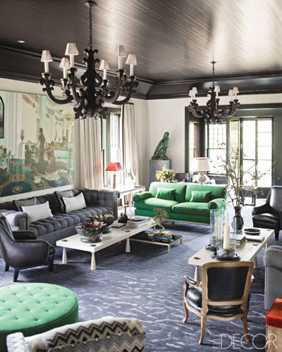 Emerald Green Decorating Ideas Elitflat