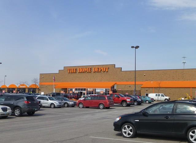 Home Depot Howe Avenue Sacramento California
