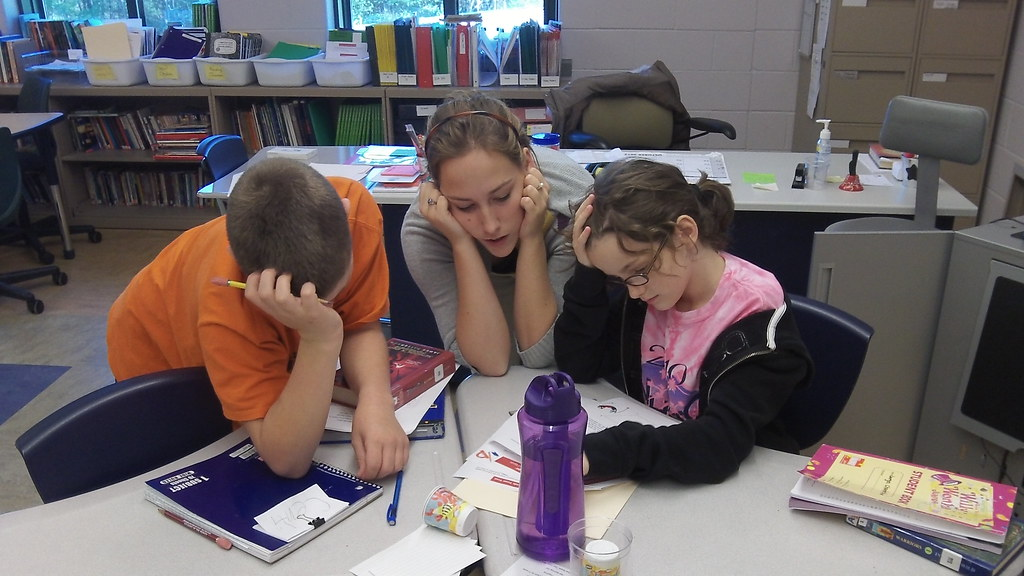 Small Group Instruction Atene Flickr