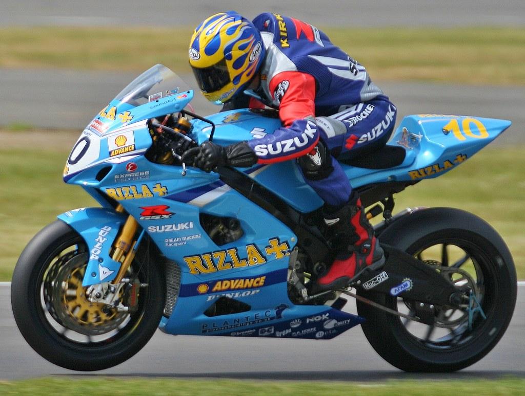 Rizla Suzuki