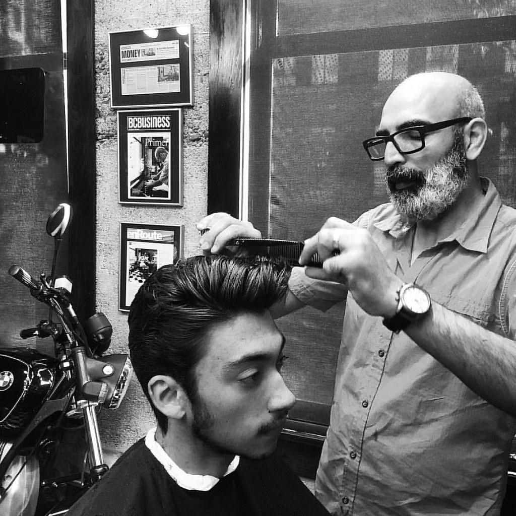 Classic Barber Barbershop Haircut Menscut Clas Flickr