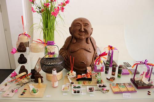 Japan in Belgian chocolate