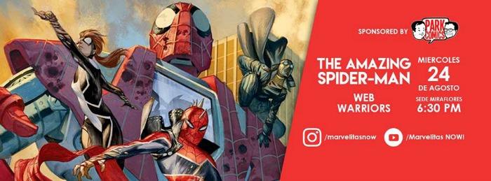 Spider Man: Web Warriors | ICPNA de Miraflores