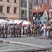 Military parade in Wroclaw