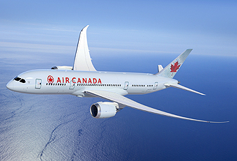 Air Canada B787-8 (Air Canada)